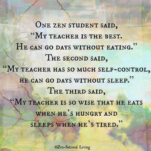 Zen Students Buddha Battle
