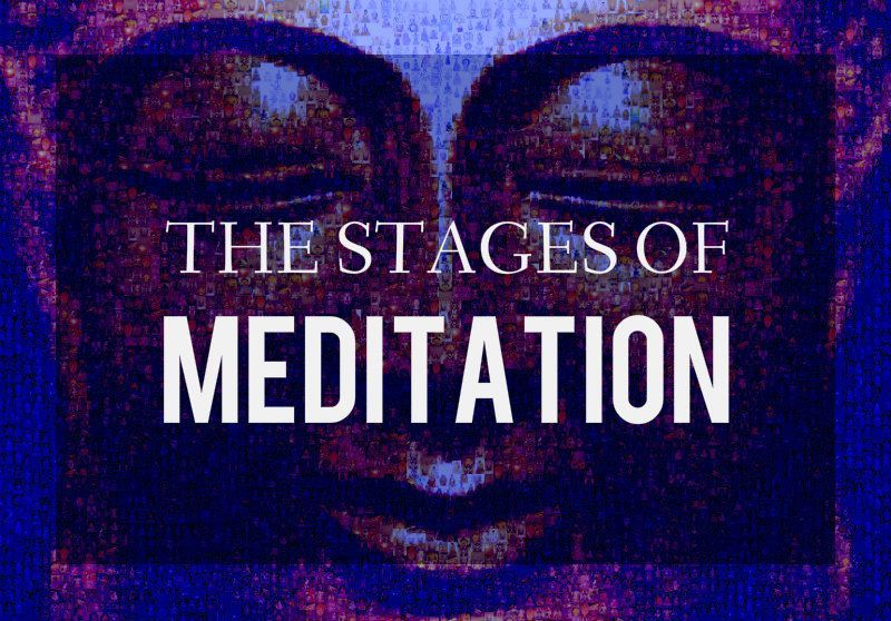 The 9 Stages of Meditation (Shamatha)