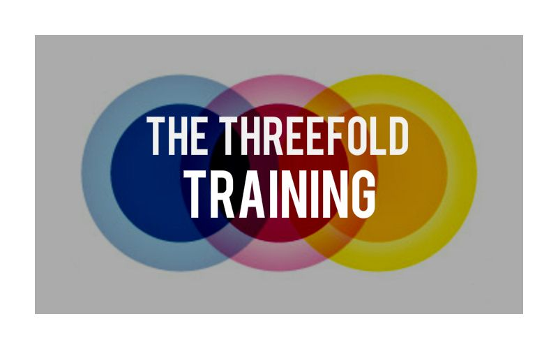 The Threefold Training