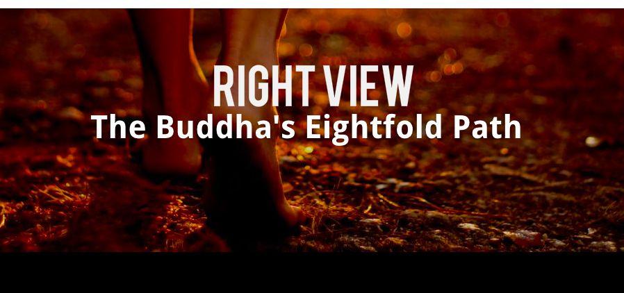 Right View Dharma Talk