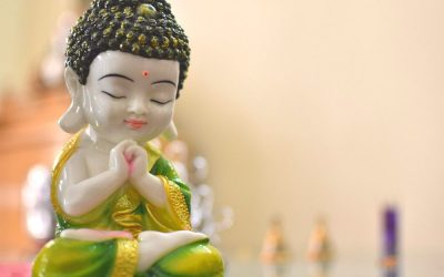Giving It Up to the Buddha