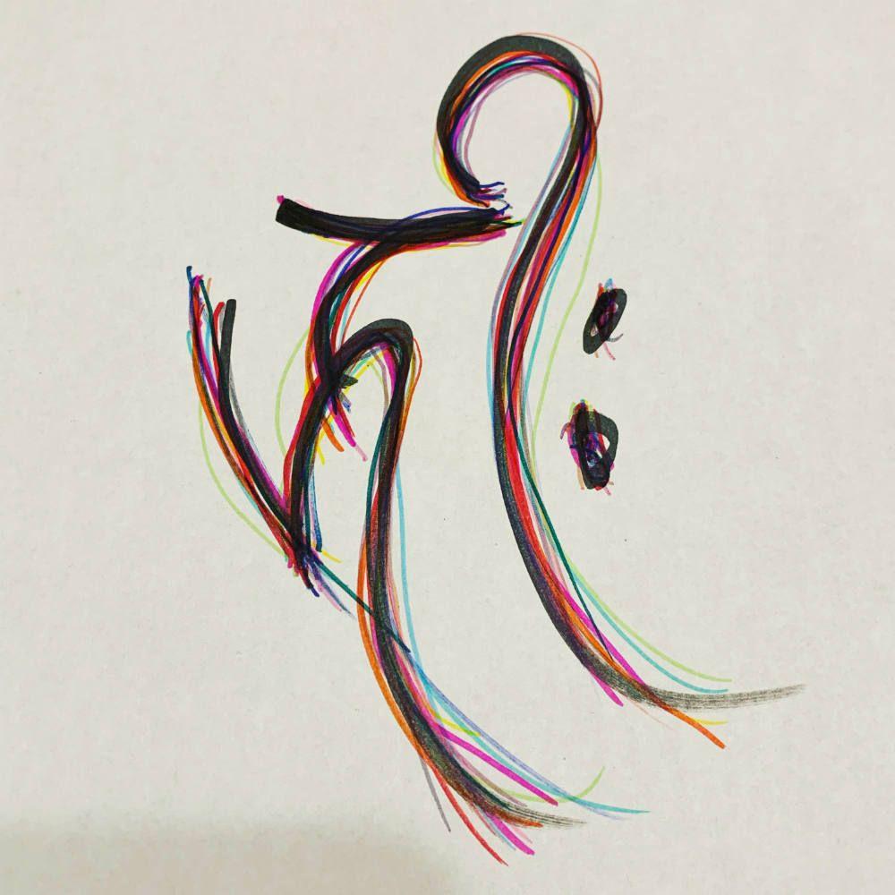HRIH Seed Syllable Siddham Script