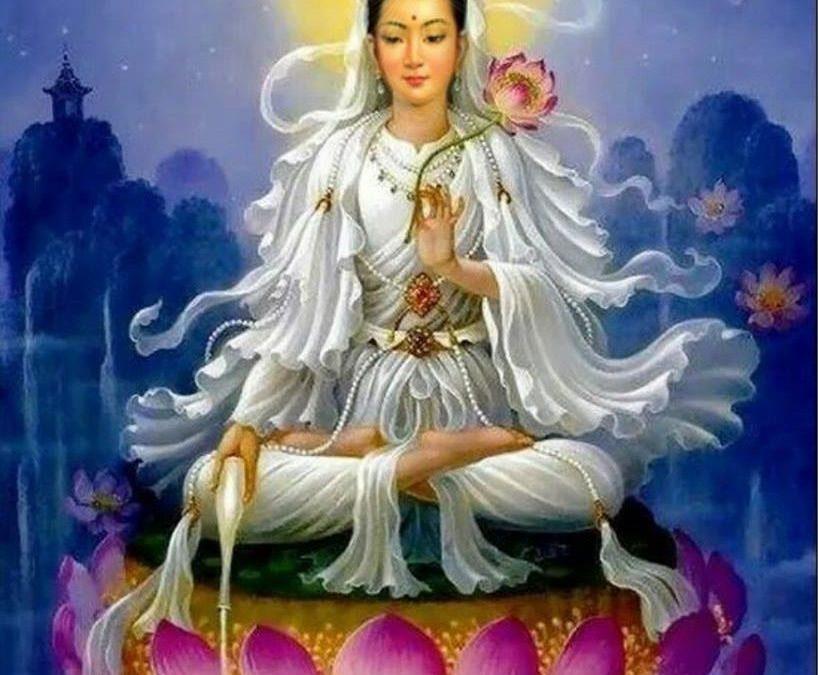 Quan Yin Healing Practice