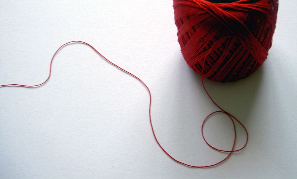 On Red Thread Zen