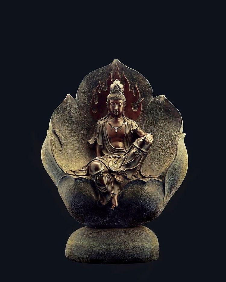 bodhisattva at ease