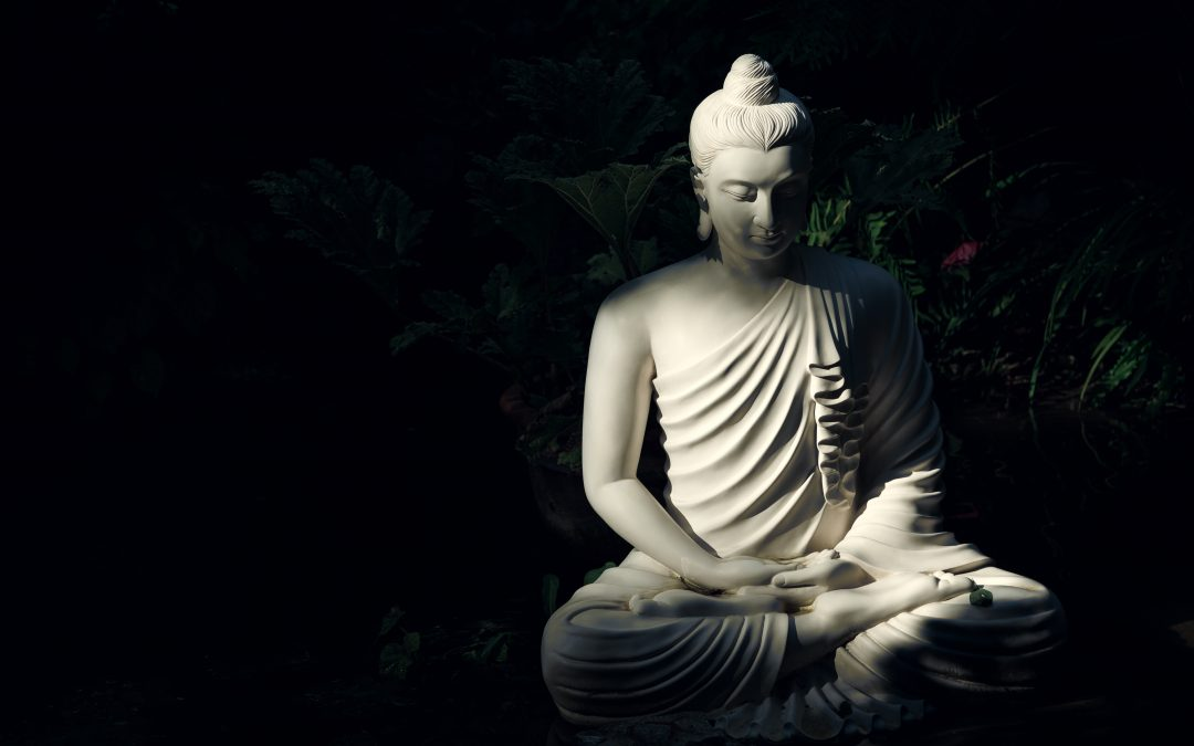 Right Here. Right Now. Buddha.