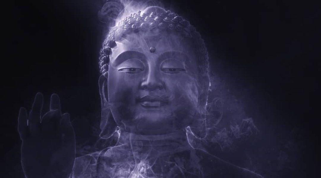 The Buddha Gave Up